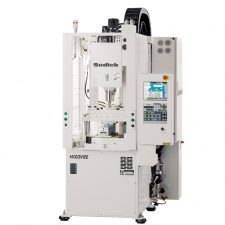 HC03VRE Vertical Micro Injection Molding Machine with Rotary Table